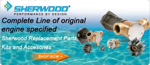Sherwood Pumps and Parts