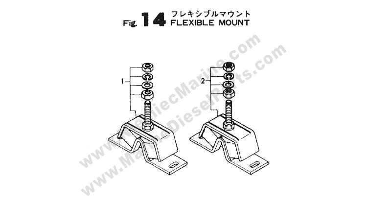 yanmar 3gm30f parts diagram  yanmar  free engine image for
