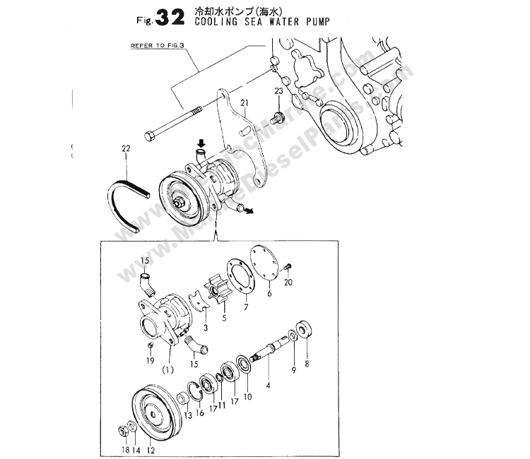 yanmar 2gmf parts diagram  diagram  auto wiring diagram